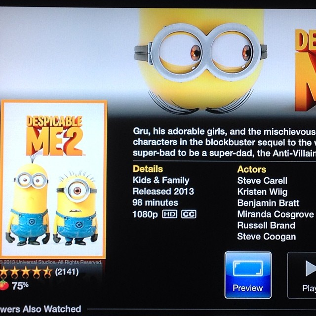 movienight – minions