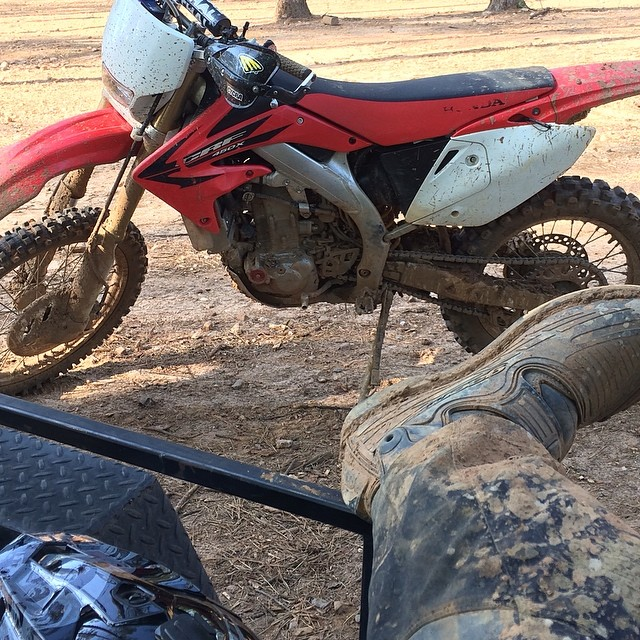 braap – durhamtown – honda – crf450x – lifeisgood