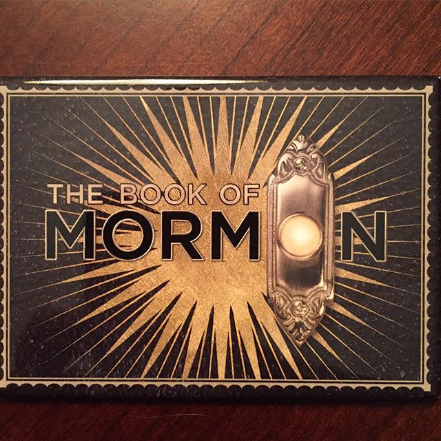#bookofmormon – #dingdong