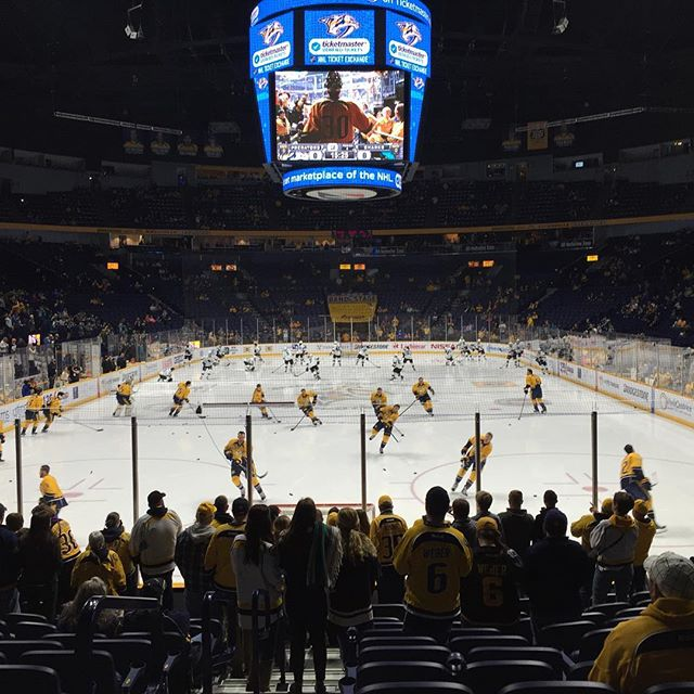 #hockey – #nhl – #nashville – #predators