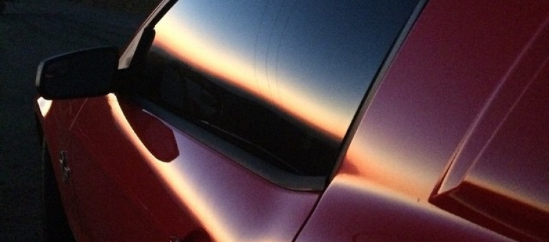 #sunset – #mustang – #shelby – #gt500