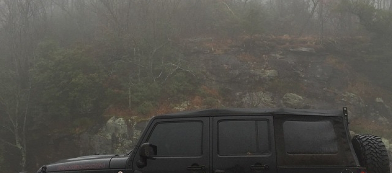 #jeep – #jk – #wrangler – #rubicon – #rainyday